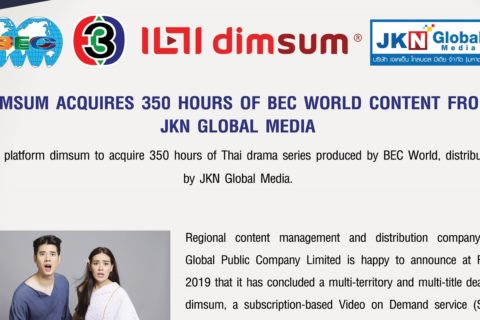 Permalink to:DIMSUM ACQUIRES 350 HOURS OF BEC'S CONTENT FROM JKN